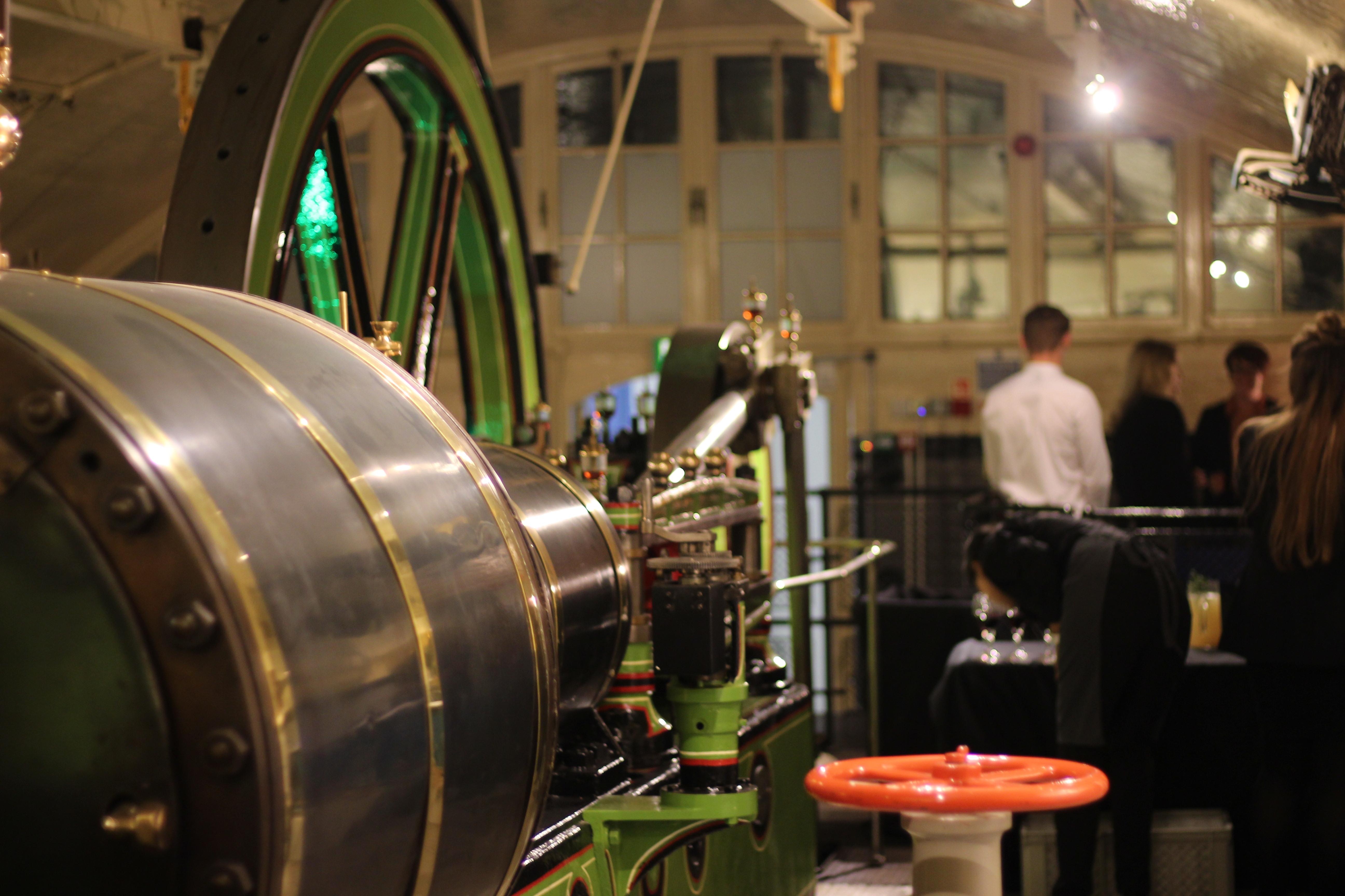 The Tower Bridge Engine Rooms